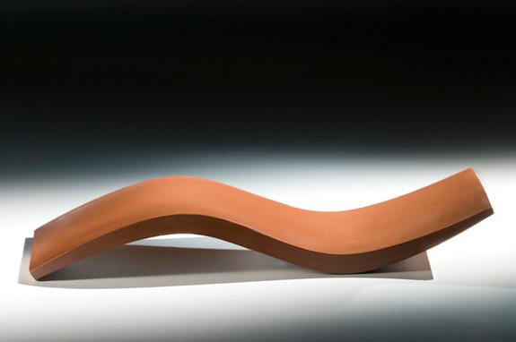 Barra de chocolate assinada por Oscar Niemeyer para o Aquim Gastronomia