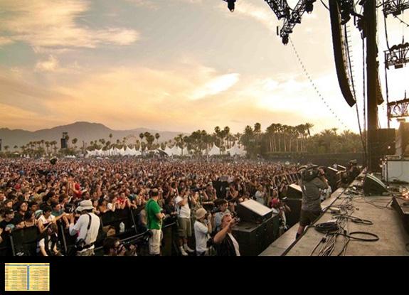 Coachella terá talentos da China, Coreia e Brasil, exibindo obras interativas