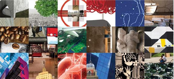 As ideias dos designers e arquitetos expressas nas bandeiras representam o mosaico que é SP