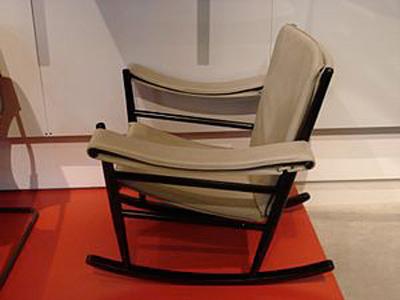 Cadeira de Joaquim Tenreiro, 1947, símbolo do design brasileiro