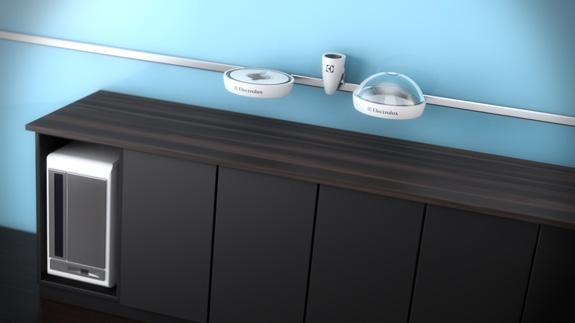 Celcius é um eletrodoméstico de descarte e reciclagem de resíduos de cozinha
