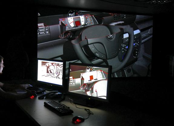 Centro de Realidade Virtual é o auge do salto tecnológico dado pelo Centro de Design nos anos 90