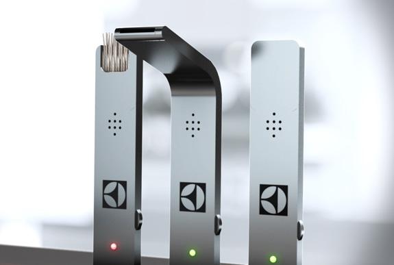 Cleair é um purificador de ar que oferece atualizações automáticas sobre as condições do ar
