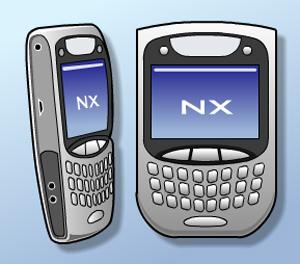 Celular desenhado no NX que é baseado do Parasolid