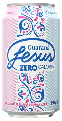 Guaraná Jesus agora é zero caloria