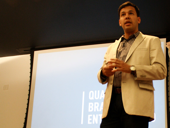 Daniel Guimarães: O branding tem a ver com a essência da empresa e é um processo colaborativo