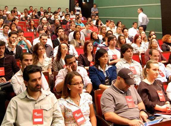 Branding Minas atraiu participantes de Minas Gerais e de outros estados