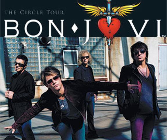 The Circle Tour de Bon Jovi e banda atraiu milhares de pessoas ao estádio Morumbi