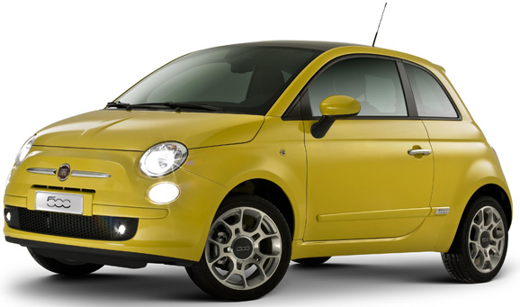 Fiat 500, carro italiano da Fiat que colecionar mais de 40 prêmios internacionais