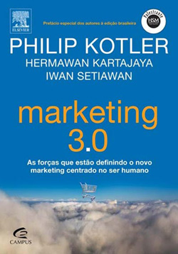 Livro de Kotler faz repensar o marketing