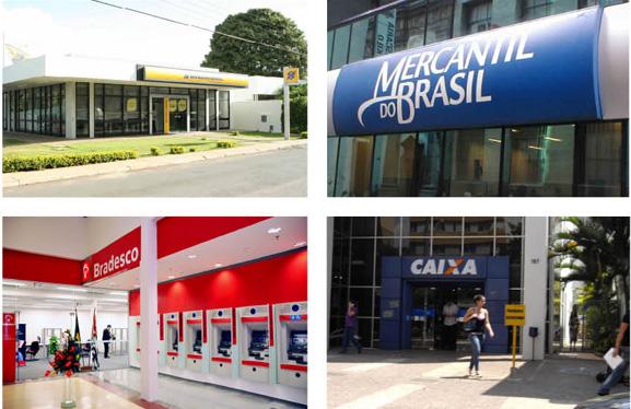 Bancos brasileiros tradicionais carregam autenticidades que não saltam aos olhos