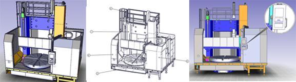 Aquisição e aprendizado do SolidWorks  envolveu mudança cultural em toda a engenharia