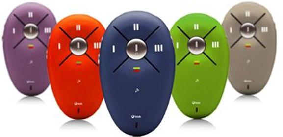 Celular, Blob, que Giannelli viabilizou como produto comercial na NóDesign