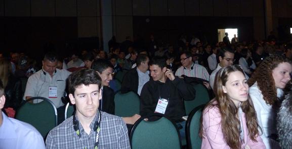 1ª Autodesk Univesity Brasil contou com mais de 1.500 participantes e já tem previsão de se repetir em 2012