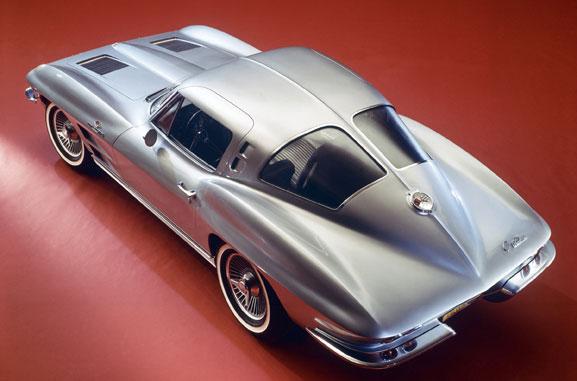 Corvette Sting Ray 1963 é considerado por muitos como um dos mais belos automóveis