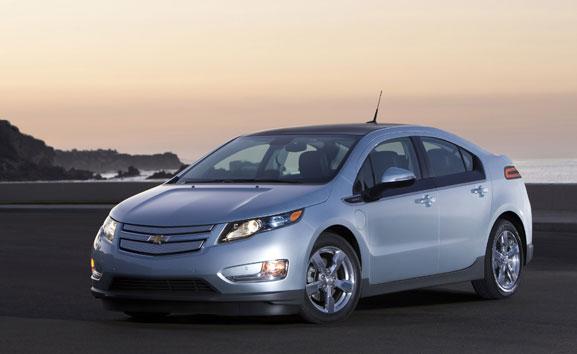Chevrolet Volt é o primeiro veículo elétrico que permite rodar até 600 quilômetros