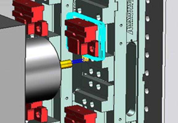 Features do NX CAM para equipamentos pesados permitem trabalhar com contexto de funções específicas