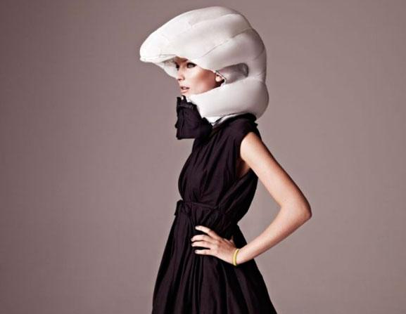 Capacete com air bag para ciclistas é um dos produtos premiados apresentados no MCB