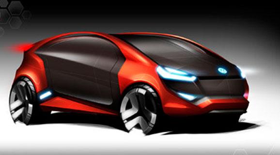 O Gol 2021 Reflexion, de André V. Levorato é inspirado na ideia de que o automóvel é reflexo da personalidade de seu dono