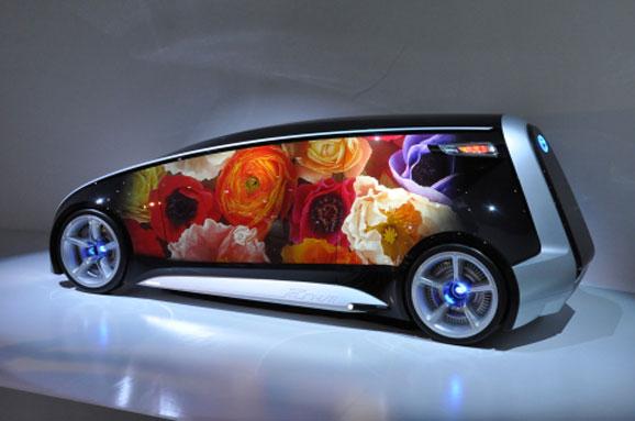 """Toyota Fun Vii pode ter sua aparência personalizada a qualquer hora com novas """"pinturas"""" feitas com iPad"""