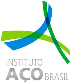 Marca do Instituto Siderúrgico Brasileiro Para Instituto Aço Brasil
