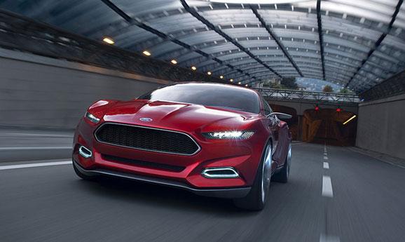 Ford Evos reúne design espetacular, tecnologias inteligentes e liderança em economia de combustível