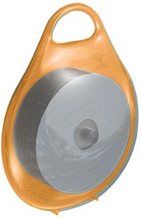 Embalagem pode ser usada como porta CD/DVD