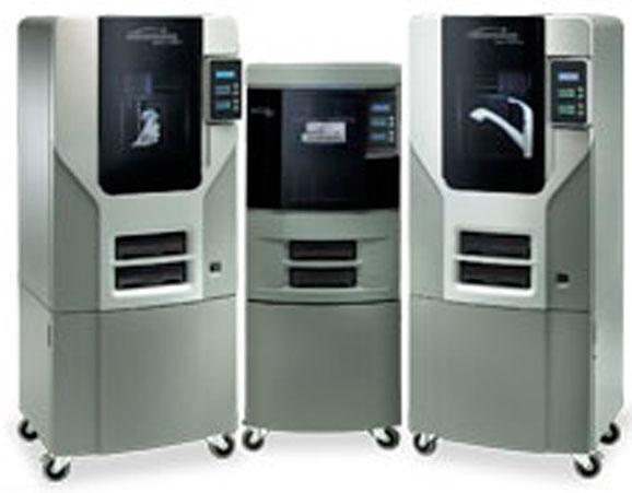 SKA Demsension, impressoras 3D da Stratasys, que passa a ser vendida pela SKA