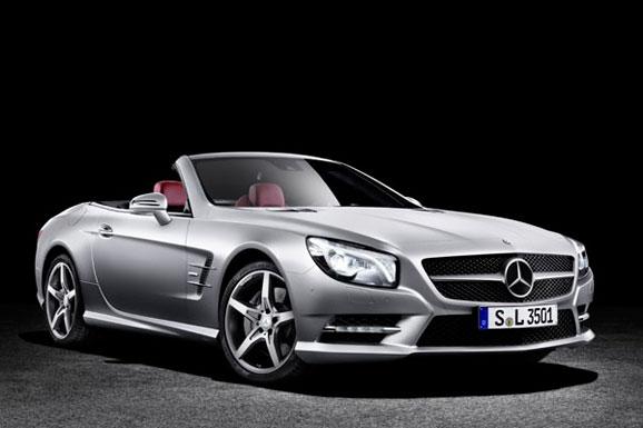 Mercedes-Benz SL mostra o valor da marca que os consumidores não se importam de pagar mais para tê-la