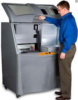 Impressora 3D Z Corp Z450