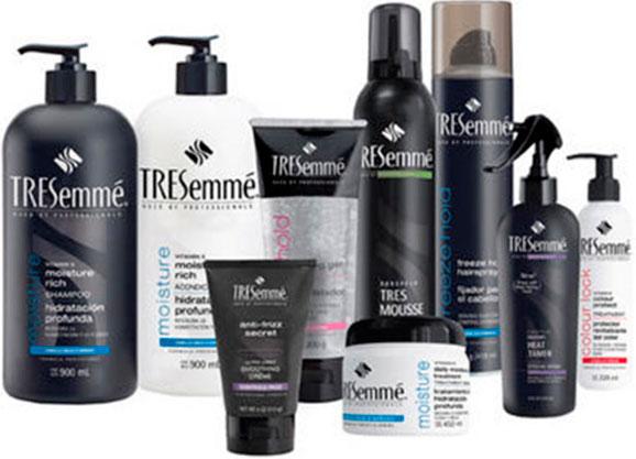 Linha TresSemme, da Unilever, empresa que mais lançou novas embalagens em 2011