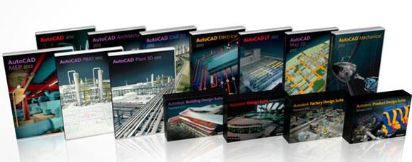 AutoCAD, hoje apresentado em diversas versões, foi e é o grande pilar na história da Autodesk