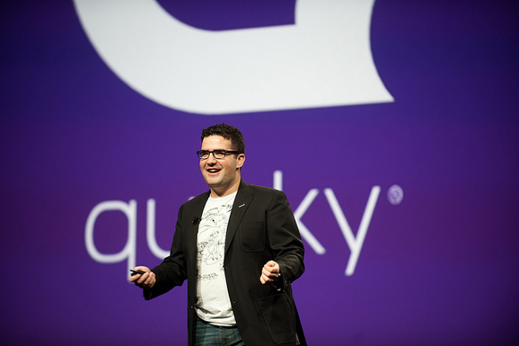 Ben Kauffman, funador da Quirky, que transforma invenes em produtos comerciais