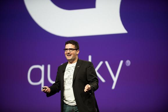 Ben Kauffman, funador da Quirky, que transforma invenções em produtos comerciais