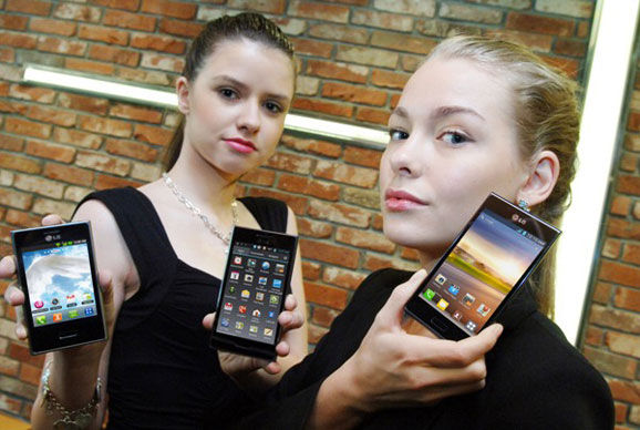 LG estabeleceu uma arrojada mudança em sua estratégia de design para os seus smartphones