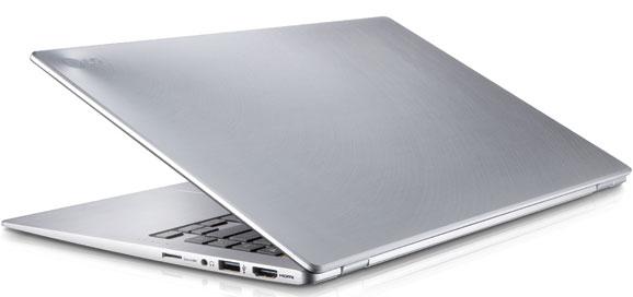 LG Z330 é o produto mais compacto da série LG Ultrabooks, com design moderno e pesa apenas 1,21 kg, tem 14,7 mm de espessura