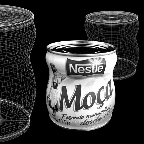 Embalagem do Leite Moça revolucionou o mercado de emgalagens em aço expandido idealizada por Fábio Mestriner