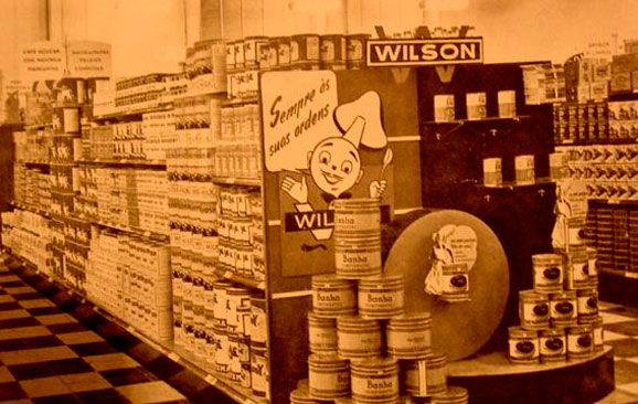 A revolução do supermercado, um novo mundo para as emgalgens, Michael Kullen - King Kullen 1930-USA