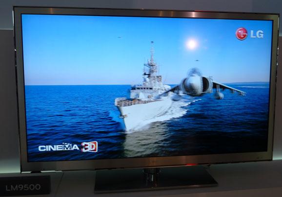 Cinema Smart TV aperfeiçoa a imersão do consumidor ao conteúdo 3D apresentado na tela