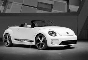 VW mostra E-Bugster elétrico, sucessor mais esportivo do Beetle