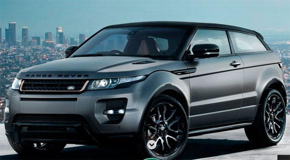 Edição Especial Range Rover Evoque by Victoria Beckham terá apenas 200 unidades