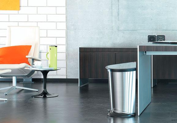 Trento Corner, com pedais ergonômicos e interior removível, garantem mais conforto