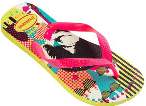 Havaianas é a sandália mais amada pelos consumidores brasileiros e já conquistou fãs em vários países