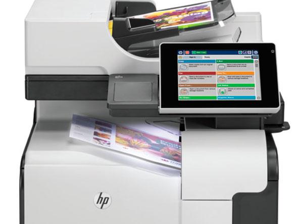 HP LaserJet PRO M575 atende necessidades complexas de impressão e precisam organizar seu fluxo de trabalho