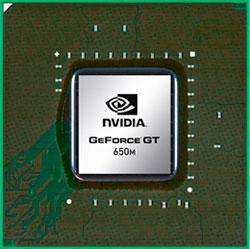GForce650M