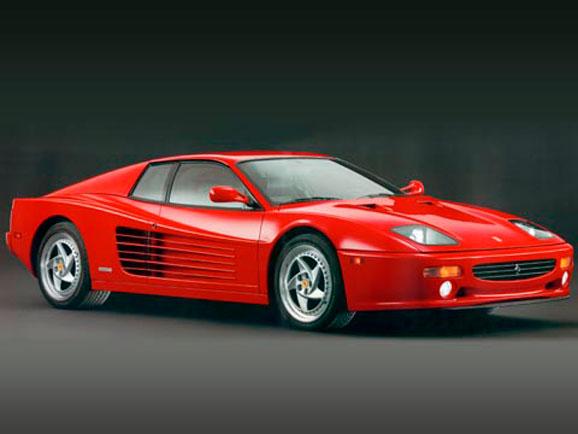 Ferrari Testarossa concebida por Sergio Pininfarina em 1984, se transformou em ícone da Ferrari