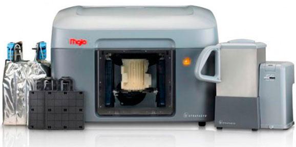 O Mojo Print Pack 3D traz a impressora Mojo e todos os suprimentos para o usuário gerar seus protótipos