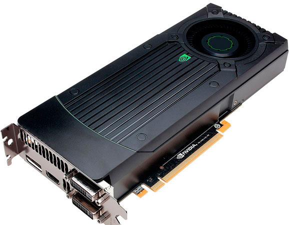 GeForce GTX 670 oferece um desempenho 45% superior aos produtos equivalentes da concorrência
