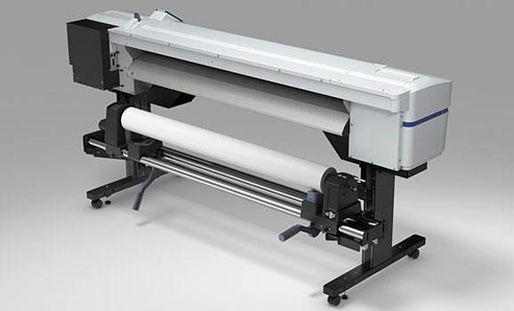 Impressora Epson Sure Color SC30670 imprime em quatro cores e pode imprimir até 57 quadrados por hora