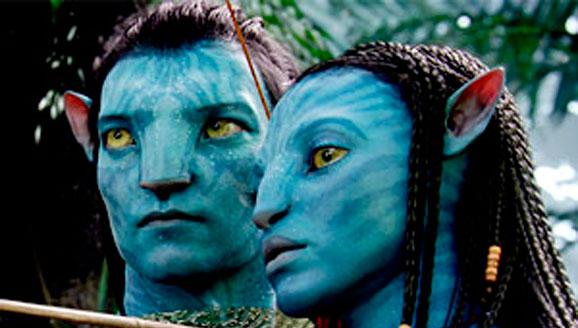 Avatares, personagens do filme Avatar, de ficção científica do diretor James Cameton
